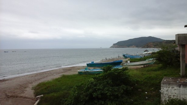 Machalilla Beach