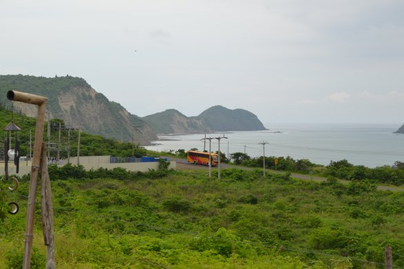 Bus to Jipijapa